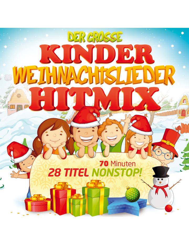 Sternenkinder / Partykids - Der große Kinder Weihnachtslieder Hitmix ...