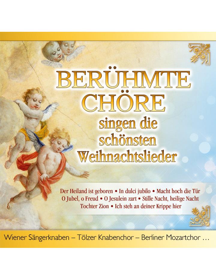 Stars Singen Die Schönsten Weihnachtslieder.Beliebte Chöre Singen Die Schönsten Weihnachtslieder
