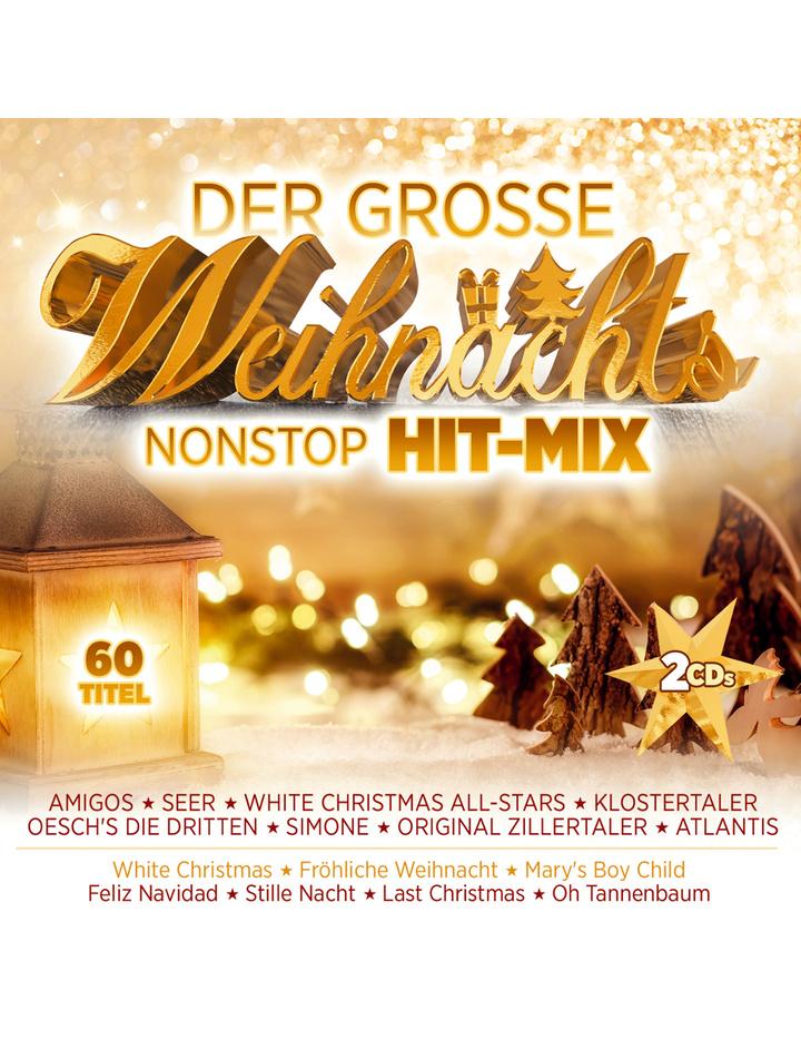 Der große Weihnachts Nonstop Hit-Mix 2CD - Folxtv.shop ist der ...