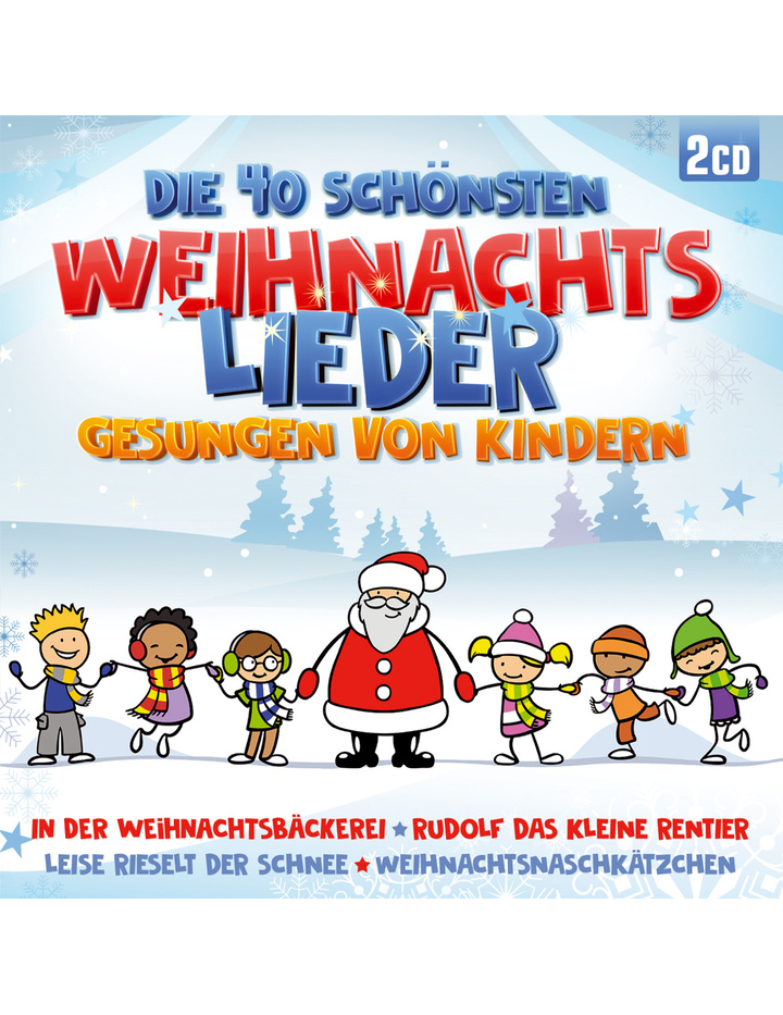 Die 40 schönsten Weihnachtslieder gesungen von Kindern - Folxtv.shop ...
