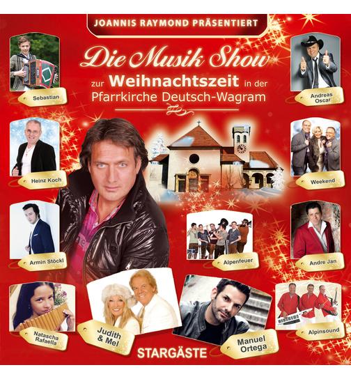 Freddy Präsentiert Die Schönsten Weihnachtslieder Großer Stars.Der Große Weihnachts Nonstop Hit Mix 2cd