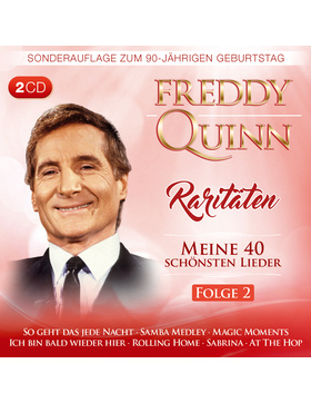 Freddy Quinn - Raritäten - Meine schönsten Lieder - Folge...