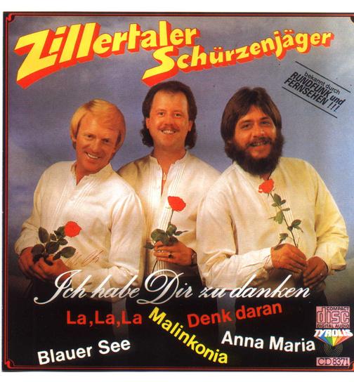 Schürzenjäger Zillertaler Open Air Finkenberg Live 1 Cd Folxtv